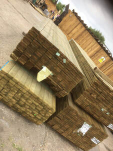 Daddyoaker Timber Yard Colchester Essex Tel 07443 479537 / 07984